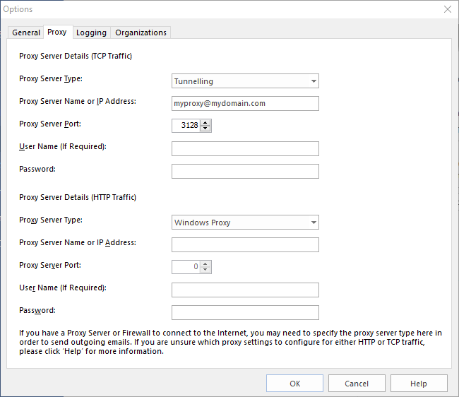 Getting Started - ThinkAutomation On Premise > Program Options