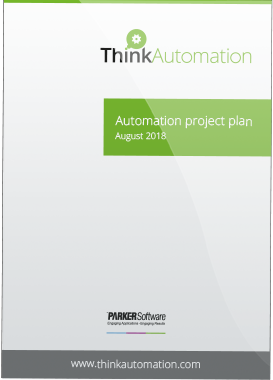business and probotic process automation planning