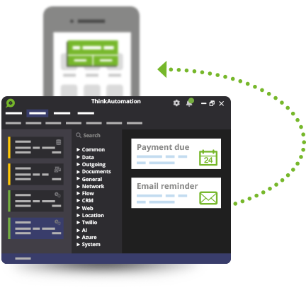 Automate your finance processes - ThinkAutomation